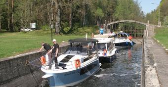 Białoruś wprowadziła ruch bezwizowy na Kanale Augustowskim
