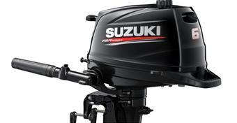 Najnowsze silniki zaburtowe Suzuki na Motor Show