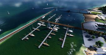 Władze Pucka zrezygnowały z budowy osłony portu