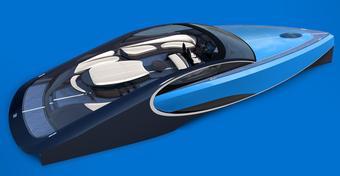 """""""Bugatti Niniette 66"""" połączy w sobie ogień i wodę"""