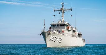 Ponad 40 okrętów wojennych na BALTOPS 2017